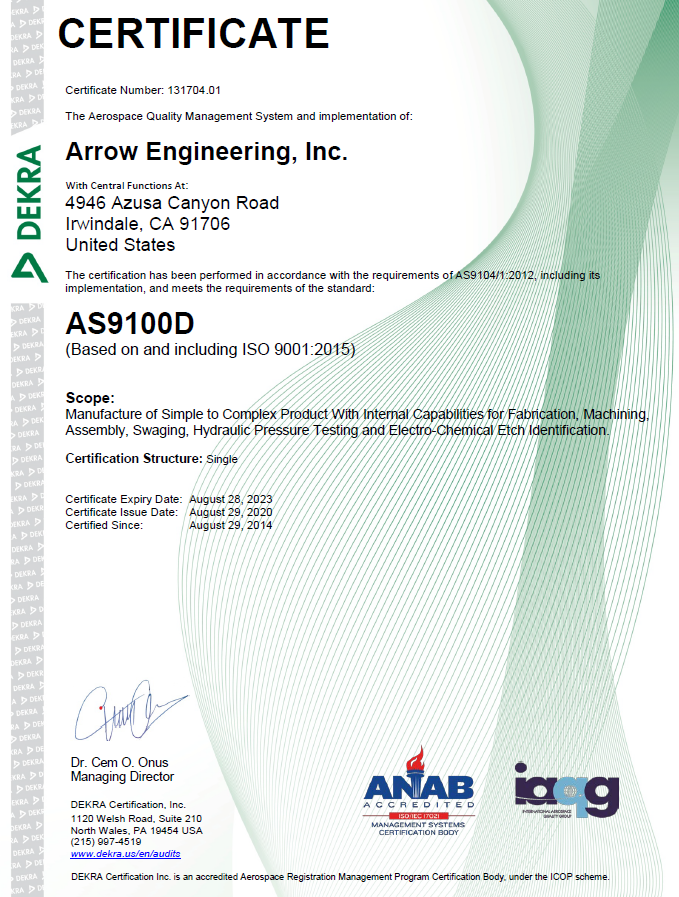Arrow-Engineering-Inc_131704_AS9100C-Exp-09.15.2018